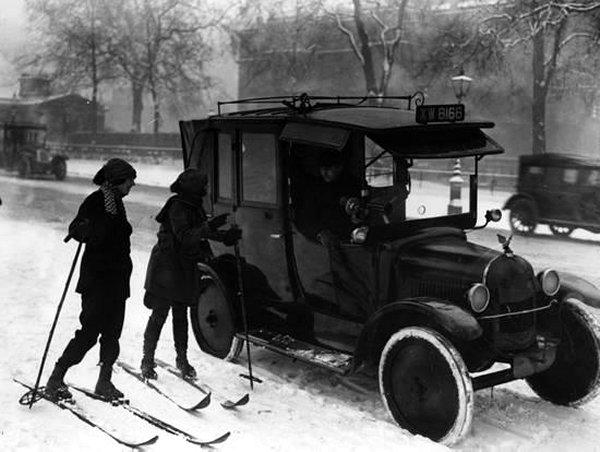 London Skiers