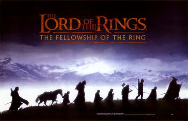 Lord of the Rings 1: The Fellowship of the Ring