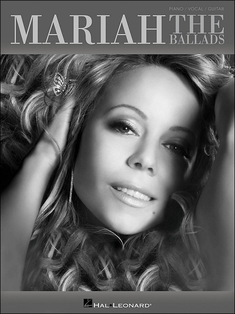 Hal Leonard - Mariah Carey The Ballads [Book]