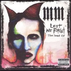 Marilyn Manson - Lest We Forget CD