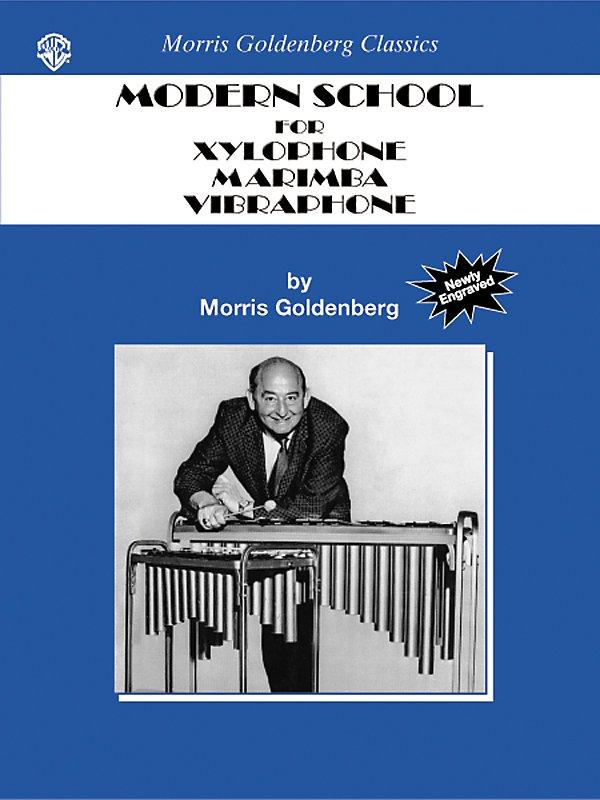 Alfred - Modern School For Xylophone Marimba Vibraphone