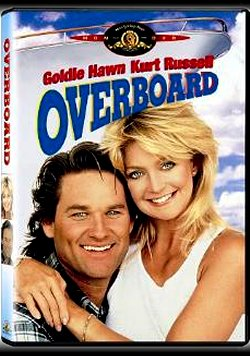 Overboard - Goldie Hawn - DVD