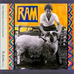 Paul McCartney and Linda - RAM CD