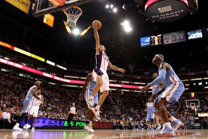 Denver Nuggets v Phoenix Suns: Steve Nash