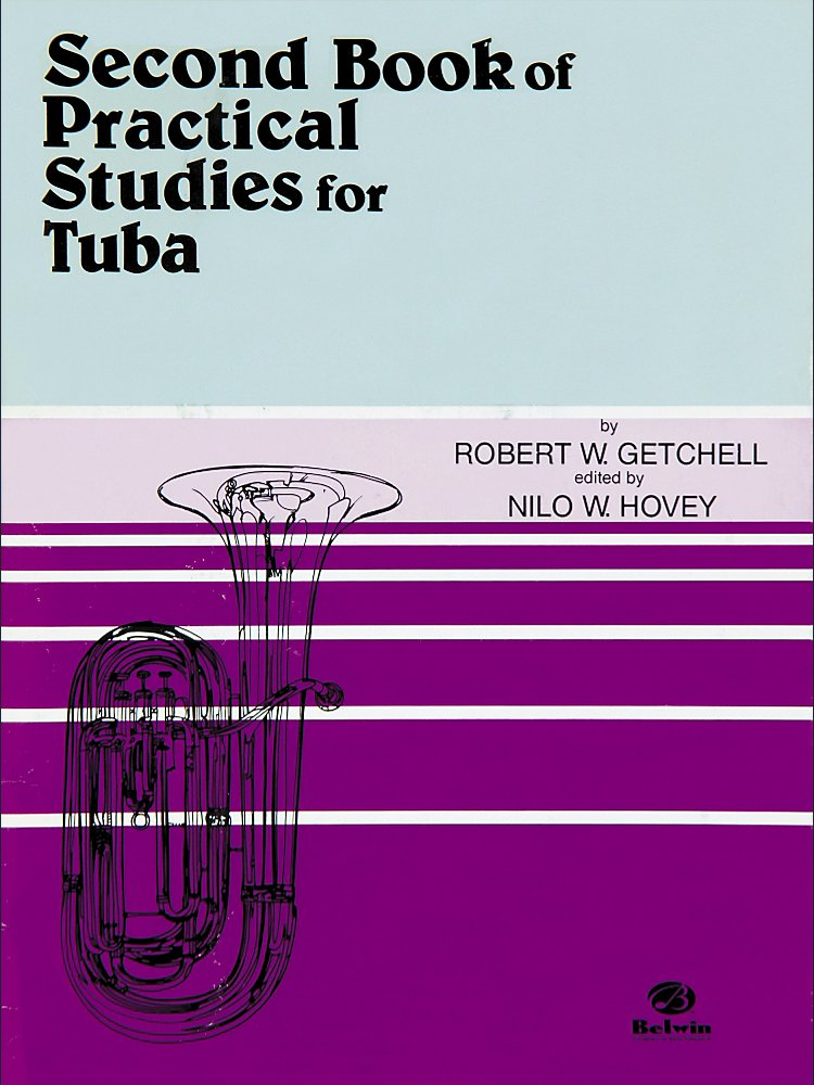 Alfred - Practical Studies for Tuba, Book 2