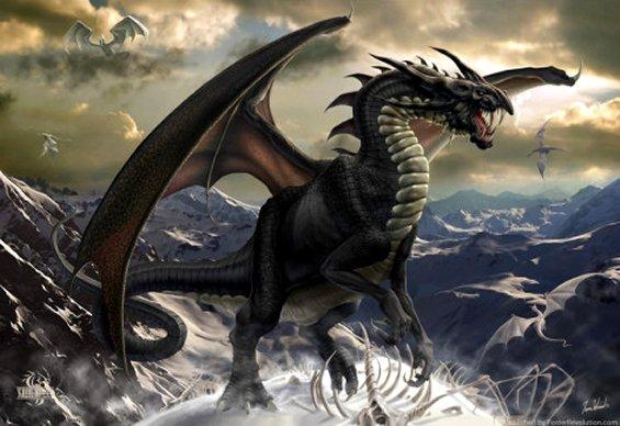 Dragon's Dream, Dragon Poster