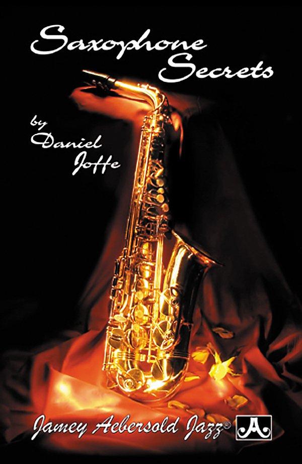 Jamey Aebersold - Saxophone Secrets (Book)