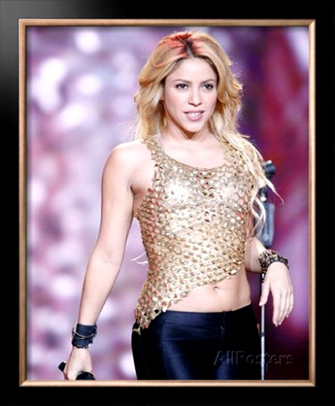 Shakira Cds And Posters Music And Movies Carosta Com