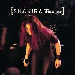 MTV Unplugged - Shakira CD 2005