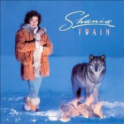 Shania Twain - Shania Twain CD 1993