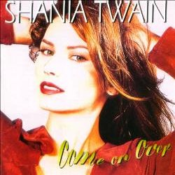 Come on Over - Shania Twain CD 1997