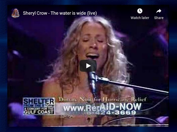 Sheryl Crow Video