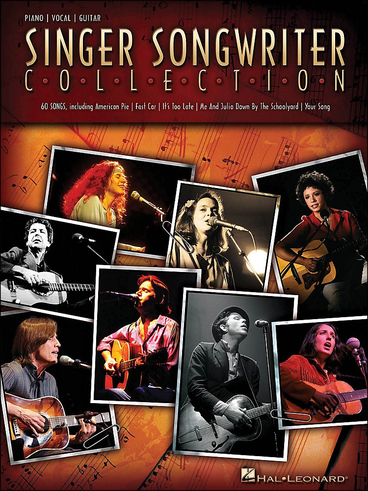 Hal Leonard - Singer Songwriter Collection [Book]
