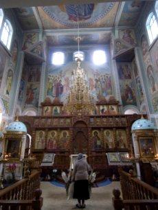 St. Nicholas Cathedral Alma Ata, Kazakhstan