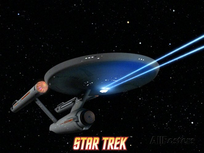 Star Trek: The Original Series, Starship