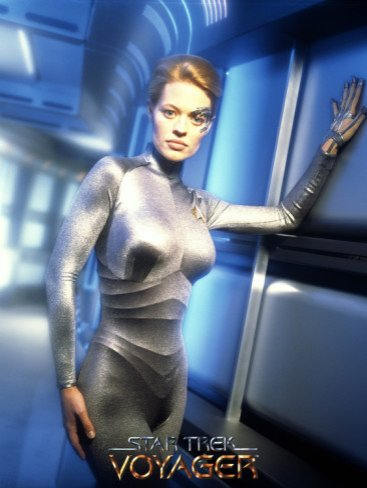 Star Trek - Voyager, Seven of Nine