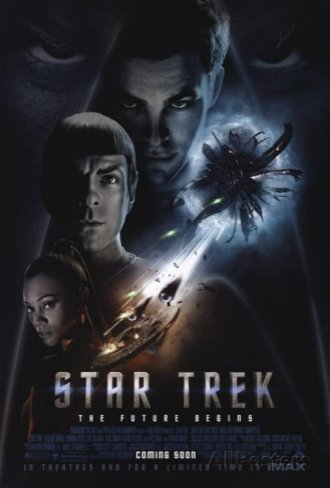 Star Trek XI - The Future Begins