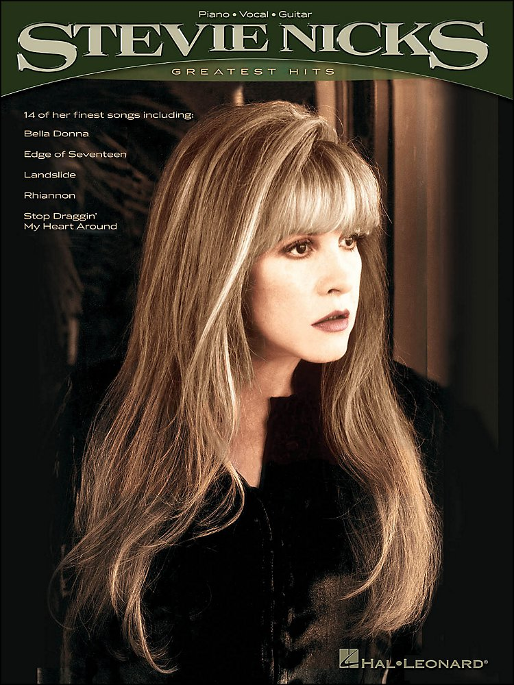 Hal Leonard - Stevie Nicks Greatest Hits [Book]