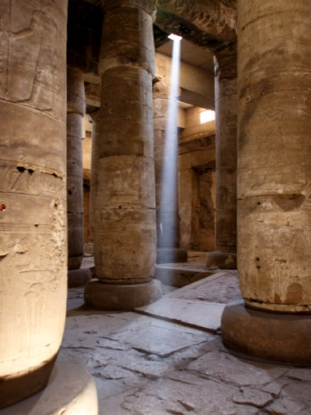 Egypt - Temple of Abydos
