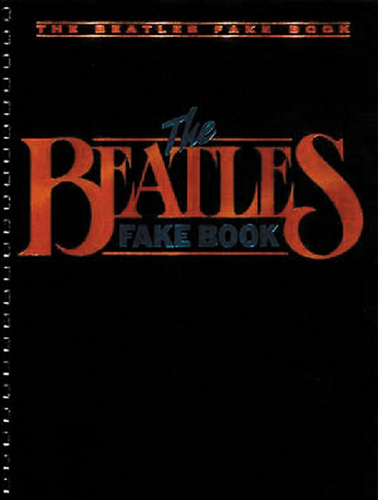 Hal Leonard - Beatles Fake Book