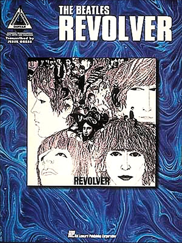 Hal Leonard - The Beatles Revolver Guitar Tab Book