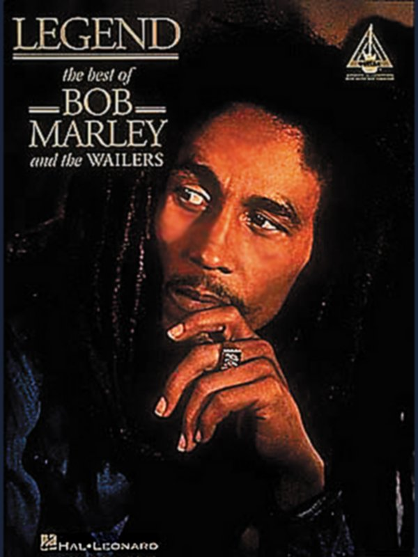 Hal Leonard - Legend - The Best of Bob Marley And The Wailers Guitar Tab Songbook
