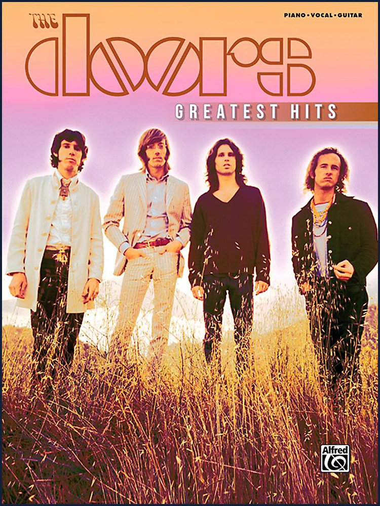 Alfred - The Doors - Greatest Hits Piano - Vocal - Guitar Book