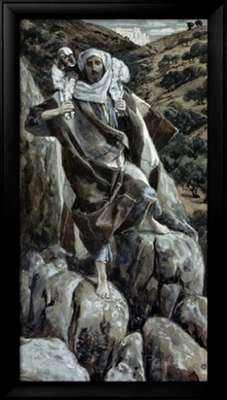 The Good Shepherd by James Tissot