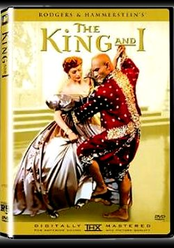 The King and I, Deborah Kerr, Yul Brynner, DVD