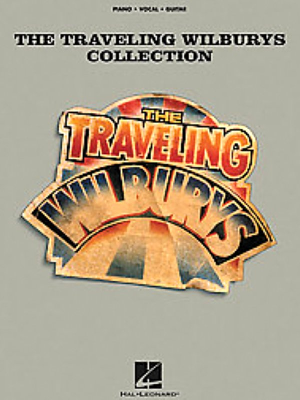 Hal Leonard - The Traveling Wilburys Collection [Book]