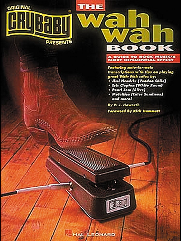Hal Leonard - The Wah Wah Book
