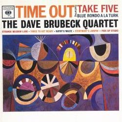 Time Out - Dave Brubeck Quartet CD 1959