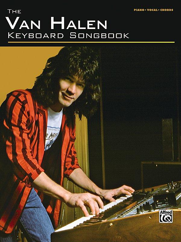 Alfred - Van Halen Keyboard Songbook