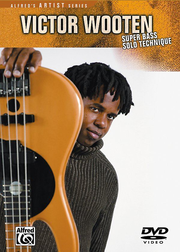 Alfred - Victor Wooten - Super Bass Solo Technique (Dvd)