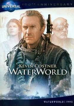 Waterworld, Kevin Costner, DVD and VHS Video