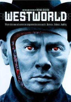 Westworld, Yul Brynner, DVD