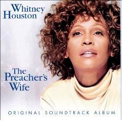Whitney Houston - Preachers Wife Soundtrack CD