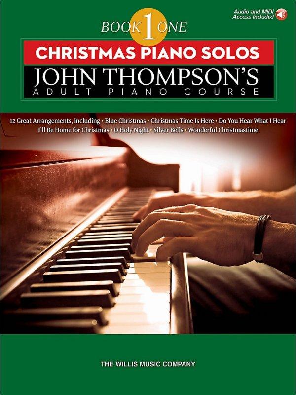 Willis Music Christmas Piano Solos Willis Series Book