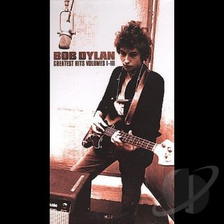 Greatest Hits, Vol. 1-3 - Bob Dylan CD 1994