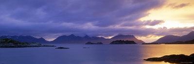 Henningsvaer, Lofoten Islands, Norway, Art Print