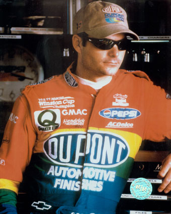 jeff gordon foto. Jeff Gordon, photo