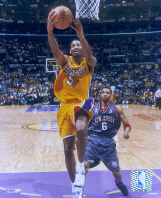 Los Angeles Lakers Basketball Posters