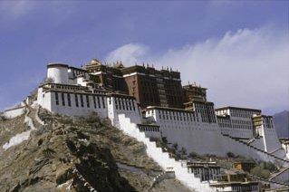 Potala Palace, Tibet, Art Print