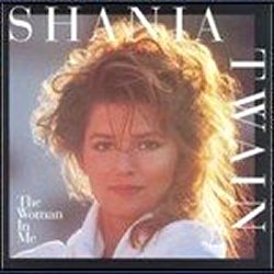 The Woman in Me - Shania Twain CD 1995
