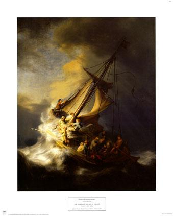 Rembrandt van Rijn Art Prints