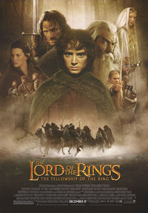 Lord of the Rings, Poster